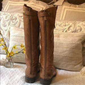 Sam Edelman Shoes - Sam Edelman Soft Cognac Boots